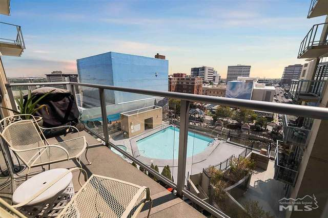 50 N Sierra Street #809, Reno, NV 89501 (MLS #200012010) :: Ferrari-Lund Real Estate