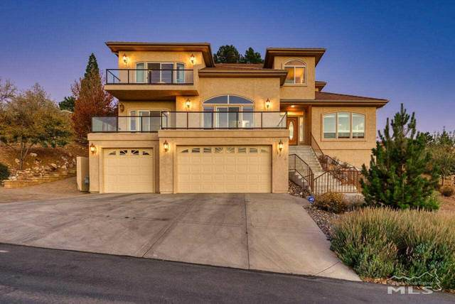 3250 Spanish Springs Ct., Sparks, NV 89434 (MLS #200012136) :: The Mike Wood Team
