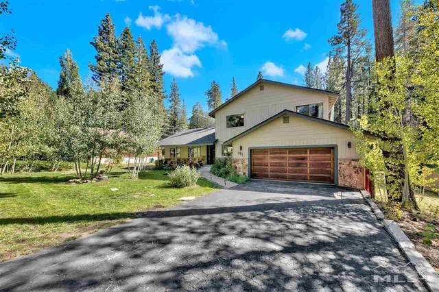 361 Summit Drive, Stateline, NV 89449 (MLS #200012442) :: The Craig Team