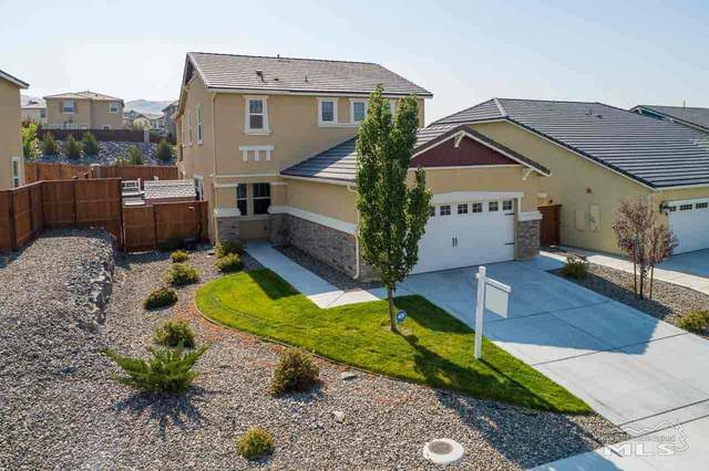 2556 Michelangelo Drive, Sparks, NV 89434 (MLS #200012931) :: The Mike Wood Team