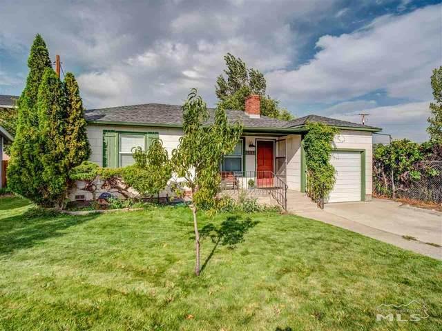 1587 Mono Ave, Minden, NV 89423 (MLS #200013160) :: NVGemme Real Estate