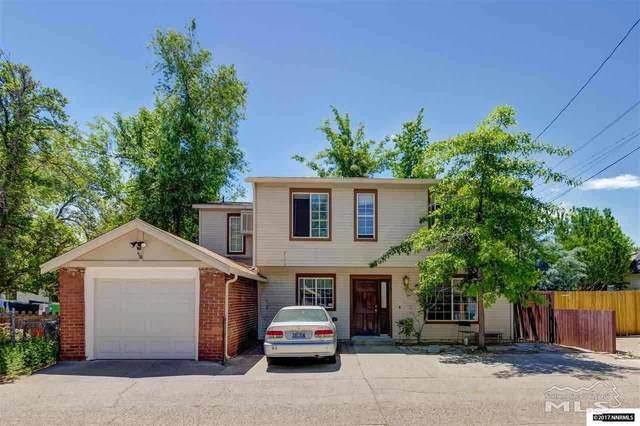 879 Walker Ave, Reno, NV 89509 (MLS #200014165) :: Fink Morales Hall Group