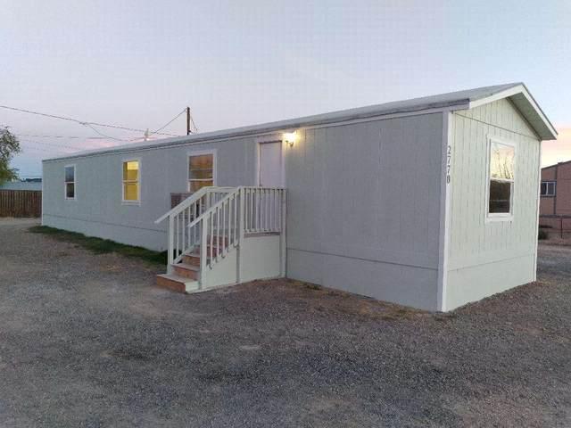 2770 Tonopah St, Silver Springs, NV 89429 (MLS #200014307) :: NVGemme Real Estate