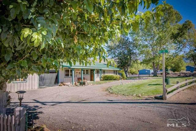 632 Meadow, Walker, Ca, CA 96107 (MLS #200014578) :: Colley Goode Group- eXp Realty