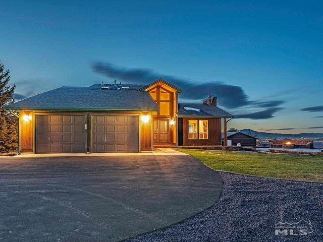14300 Sitting Bull, Reno, NV 89521 (MLS #200015061) :: Vaulet Group Real Estate