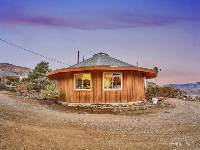 1285 Spatter Cone Rd, Wellington, NV 89444 (MLS #200015477) :: Colley Goode Group- eXp Realty