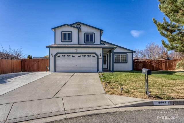 6443 Chumash Ct., Sun Valley, NV 89433 (MLS #200016108) :: NVGemme Real Estate