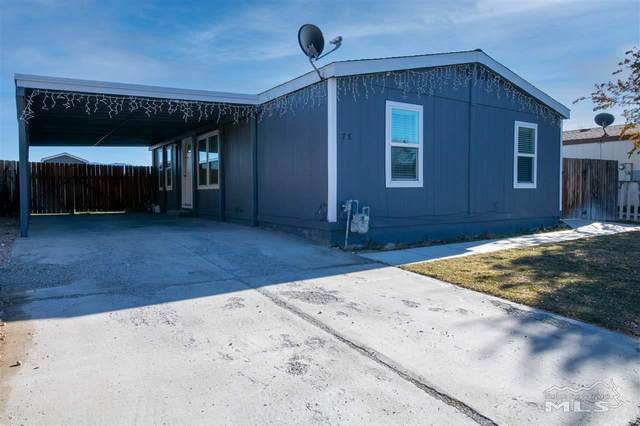 778 Chari Dr, Moundhouse, NV 89706 (MLS #200016523) :: Colley Goode Group- eXp Realty