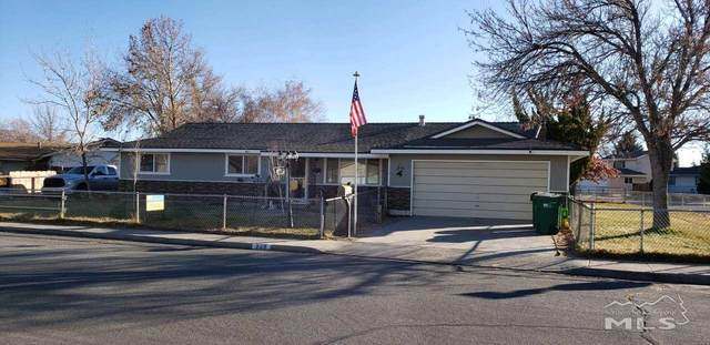 809 Sonoma St., Carson City, NV 89701 (MLS #200016624) :: Colley Goode Group- eXp Realty