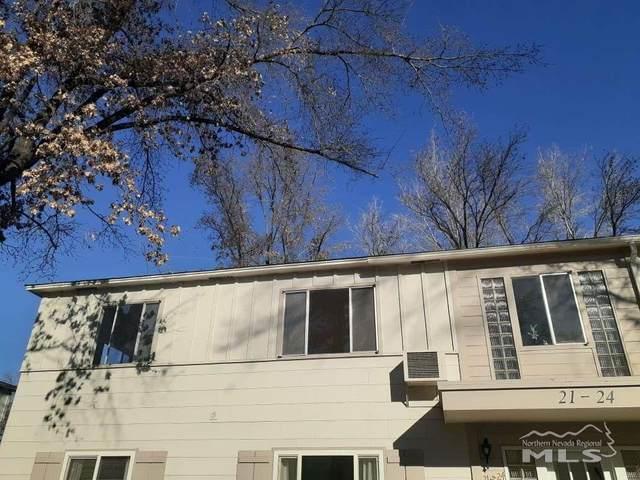 1945 4th Street, #22 #22, Sparks, NV 89431 (MLS #200016992) :: NVGemme Real Estate