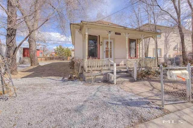1036 Litch Court, Reno, NV 89509 (MLS #200017175) :: Craig Team Realty