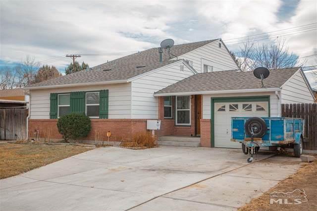 913 Oxford Ave, Sparks, NV 89431 (MLS #210000015) :: Ferrari-Lund Real Estate