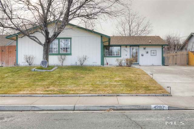 4202 Northgate, Carson City, NV 89706 (MLS #210000072) :: Theresa Nelson Real Estate