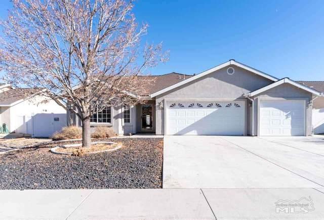 1409 Red Bluffs Rd, Fernley, NV 89408 (MLS #210000123) :: NVGemme Real Estate