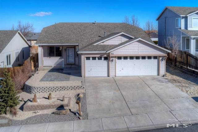 8121 Monterey Shores, Reno, NV 89506 (MLS #210000591) :: Colley Goode Group- eXp Realty
