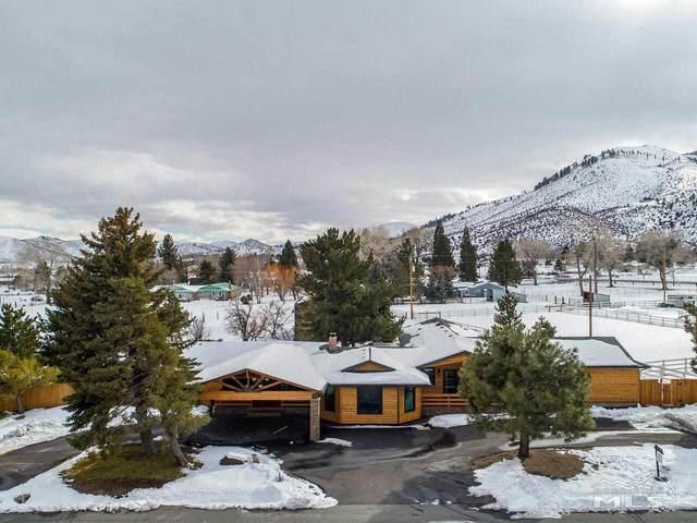 199 Steptoe, Washoe Valley, NV 89704 (MLS #210001155) :: The Mike Wood Team