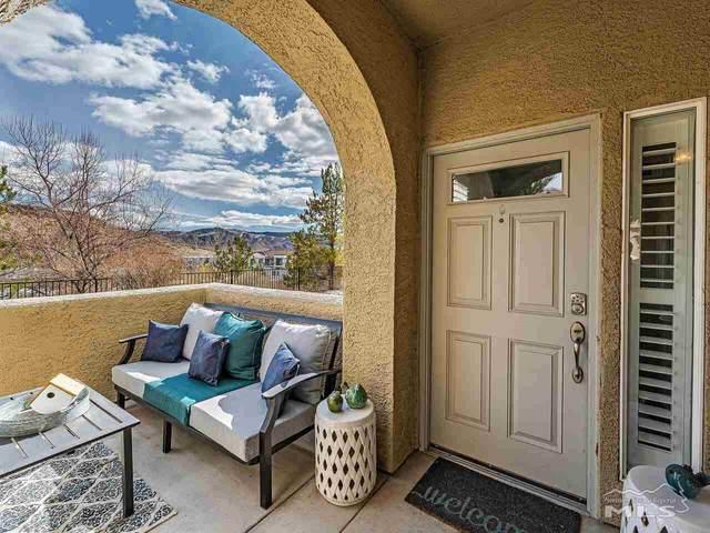 9050 Double R Blvd. #611, Reno, NV 89521 (MLS #210001586) :: NVGemme Real Estate