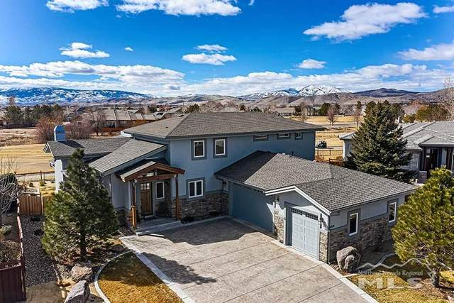 7489 Silver King Dr., Sparks, NV 89436 (MLS #210001948) :: The Mike Wood Team