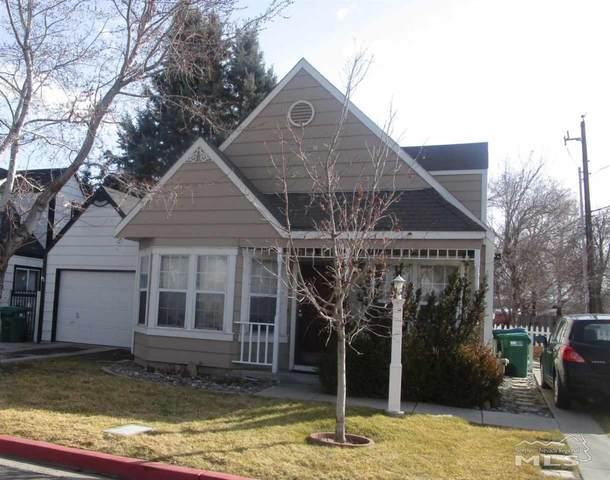 2641 Betsy Ct, Sparks, NV 89431 (MLS #210002270) :: Vaulet Group Real Estate