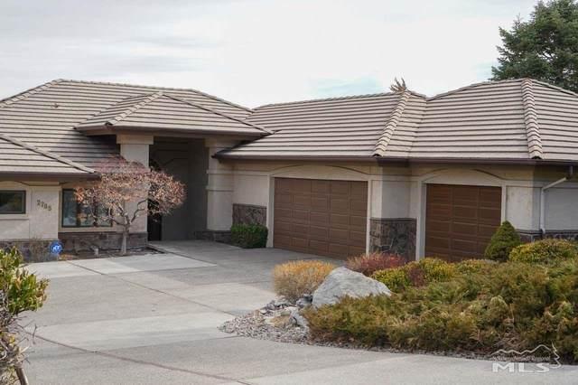 2785 Spinnaker Drive, Reno, NV 89519 (MLS #210002502) :: Vaulet Group Real Estate