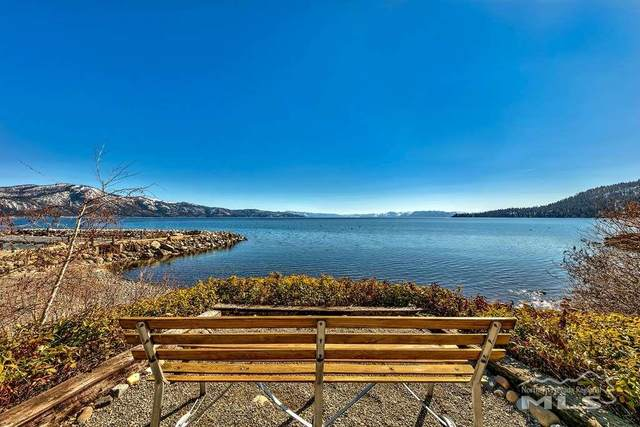 549 Lakeshore Blvd. #29, Incline Village, NV 89451 (MLS #210002624) :: The Mike Wood Team