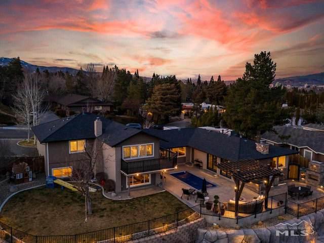 2360 Pioneer Dr, Reno, NV 89509 (MLS #210002652) :: Vaulet Group Real Estate