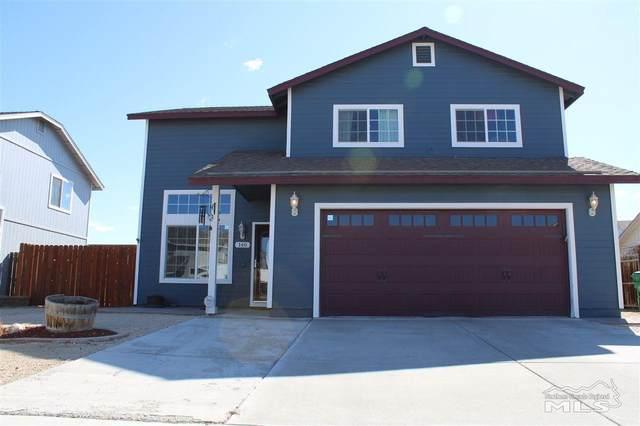 140 Desert Springs Ln, Fernley, NV 89408 (MLS #210003492) :: NVGemme Real Estate