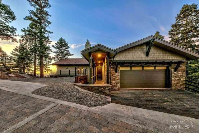 188 S Benjamin Drive, Stateline, NV 89449 (MLS #210004141) :: NVGemme Real Estate