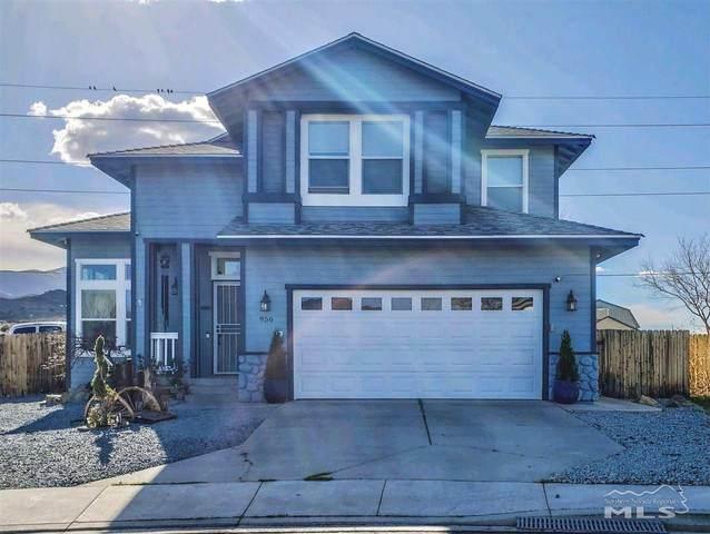 956 Sauvignon, Reno, NV 89506 (MLS #210004391) :: Morales Hall Group