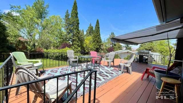 2665 Pioneer Drive, Reno, NV 89509 (MLS #210004978) :: Craig Team Realty