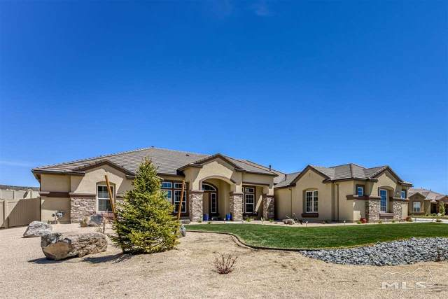 11570 Anthem, Sparks, NV 89441 (MLS #210005049) :: NVGemme Real Estate