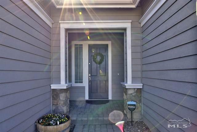 1288 Rainbow, Fernley, NV 89408 (MLS #210005758) :: NVGemme Real Estate