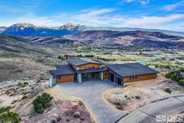 1430 Willomonte Rd, Reno, NV 89521 (MLS #210005848) :: Vaulet Group Real Estate