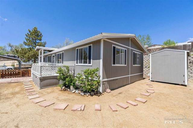 291 Sprucewood, Sun Valley, NV 89433 (MLS #210006150) :: Craig Team Realty
