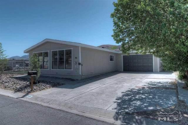 45 Ave De La Argent, Sparks, NV 89434 (MLS #210006255) :: Chase International Real Estate