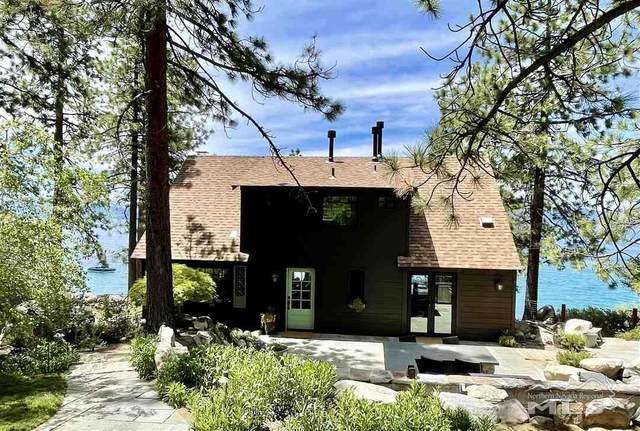 660 Lake Shore Boulevard, Zephyr Cove, NV 89448 (MLS #210007975) :: Vaulet Group Real Estate