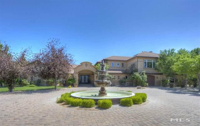 1200 Holcomb Ranch Lane, Reno, NV 89511 (MLS #210008295) :: Vaulet Group Real Estate