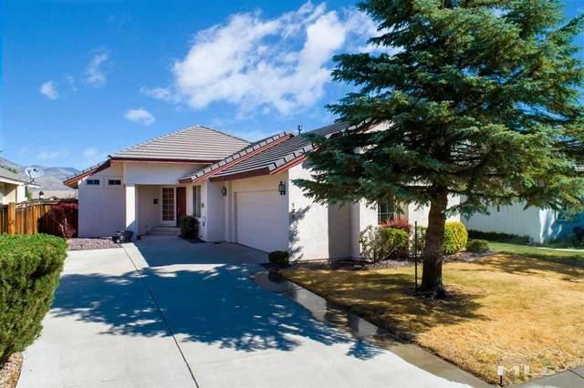 138 Sawgrass, Dayton, NV 89403 (MLS #210008296) :: Theresa Nelson Real Estate