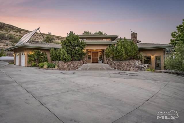 2515 Faretto Lane, Reno, NV 89511 (MLS #210010008) :: Colley Goode Group- eXp Realty