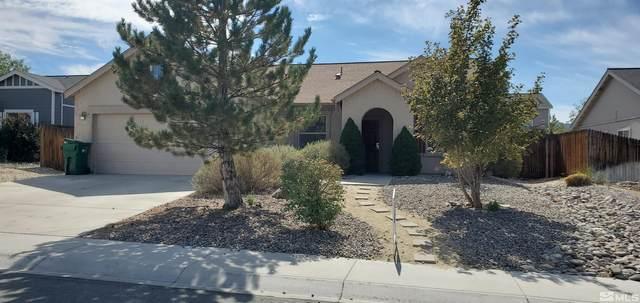 147 Pebble Drive, Dayton, NV 89403 (MLS #210010651) :: NVGemme Real Estate