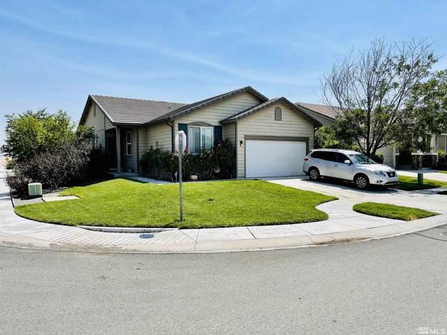 122 Calvert, Dayton, NV 89403 (MLS #210010759) :: NVGemme Real Estate