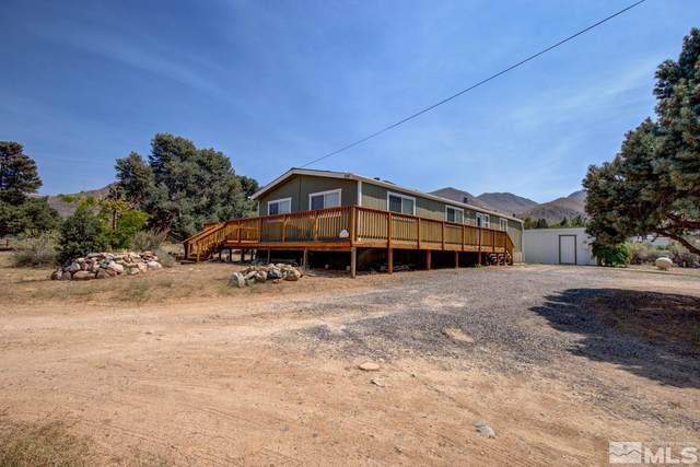349 Mule Deer, Walker, Ca, CA 96107 (MLS #210012566) :: Colley Goode Group- CG Realty