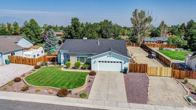 1440 James Rd, Gardnerville, NV 89460 (MLS #210012913) :: NVGemme Real Estate