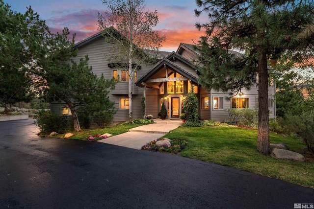 100 Will Sauer Road, Washoe Valley, NV 89704 (MLS #210013094) :: NVGemme Real Estate
