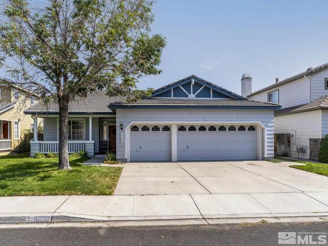 3150 Eaglewood Dr, Reno, NV 89502 (MLS #210013644) :: Theresa Nelson Real Estate