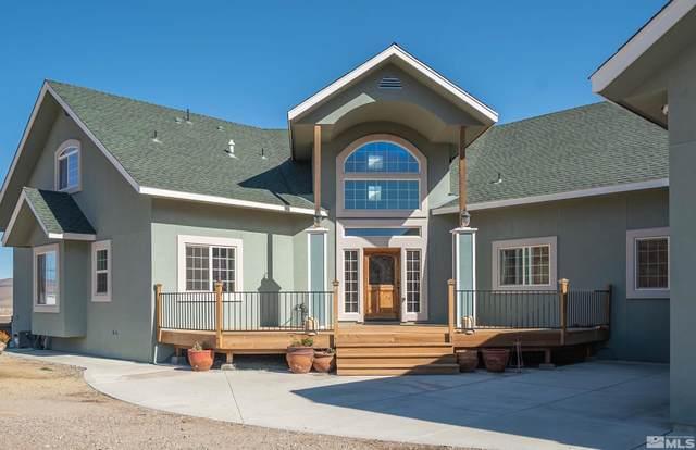 10150 Cowboy Ct., Stagecoach, NV 89429 (MLS #210013704) :: NVGemme Real Estate