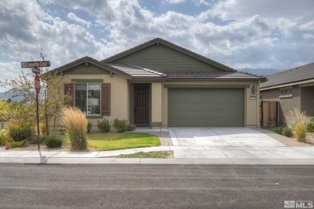 1810 Samantha Crest Trl., Reno, NV 89523 (MLS #210013714) :: Theresa Nelson Real Estate