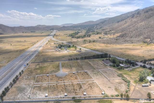 0 Us Hwy. 395 S., Washoe Valley, NV 89704 (MLS #210013796) :: NVGemme Real Estate