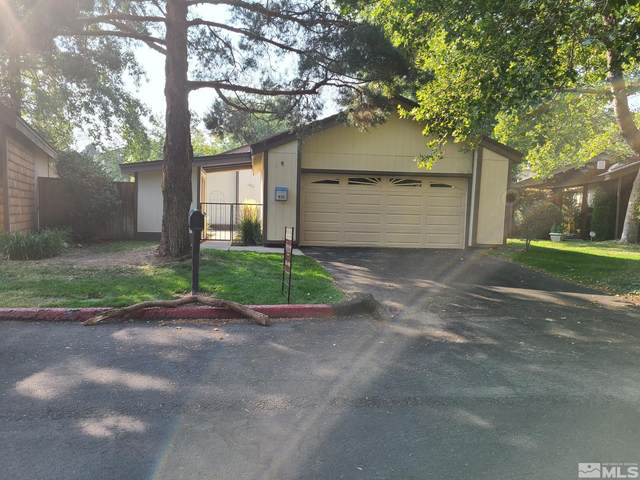 610 W Riverview Circle, Reno, NV 89509 (MLS #210013852) :: The Mike Wood Team