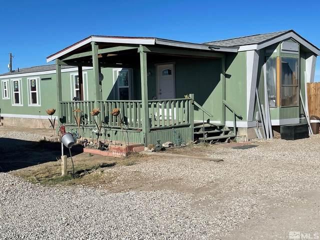 4694 Benson Lane, Fallon, NV 89406 (MLS #210014234) :: NVGemme Real Estate